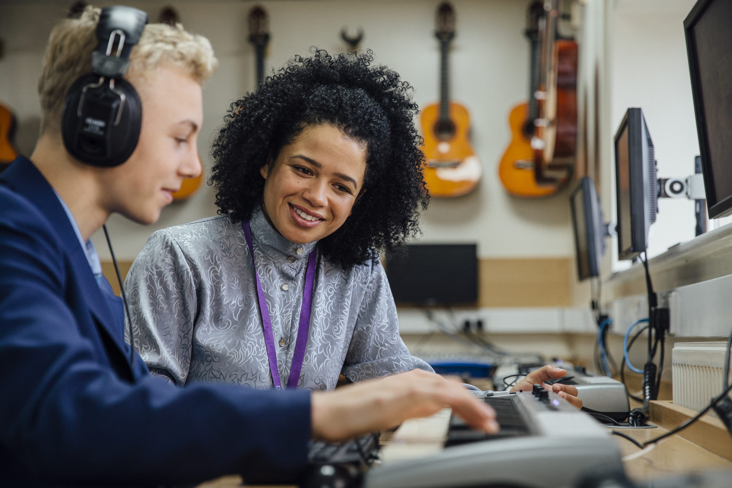 Good At Music? Here's What You Could study