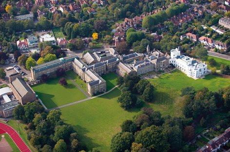 St. Mary's University, Twickenham at Career Path Expo