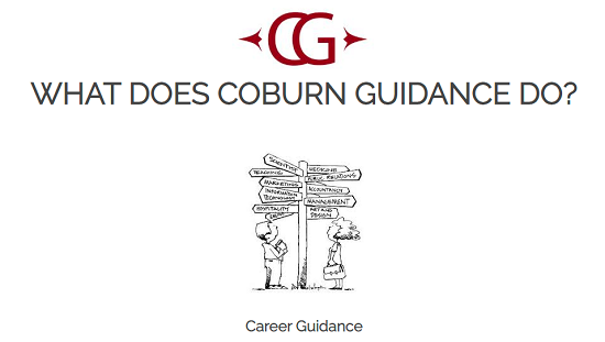 Seek some sound advice from qualified guidance counsellor, Keith Coburn, at Career Path Expo